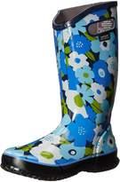 Bogs Women's Spring Flowers Rain Boot