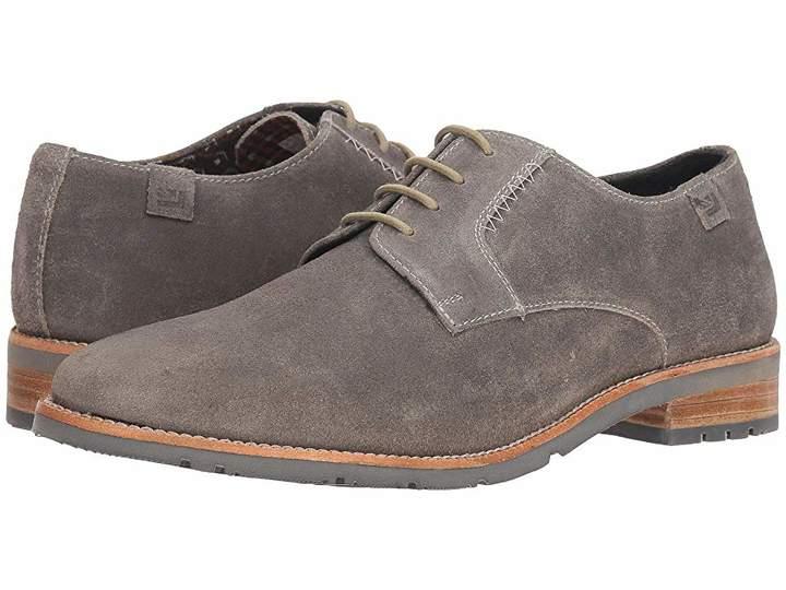 Ben Sherman Rugged Leather Oxford
