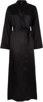 Silk Long Robe
