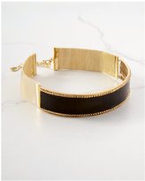 Express house of harlow helicon choker necklace
