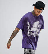 Reclaimed Vintage Inspired Short Sleeve T-shirt with Graphic Print