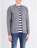 Levi's Fleece Cotton-blend Bomber Jacket