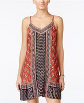 American Rag Printed Shift Dress, Only at Macy's