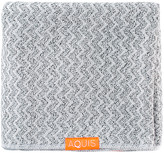 Aquis Hair Towel Chevron Weave