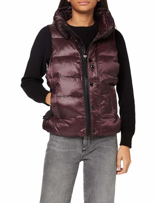 G Star Women's Pdd Belted Vest Wmn Jacket