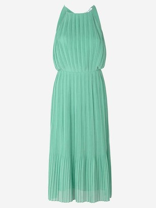 Samsoe & Samsoe Myllow Midi Dress In Mint - XS
