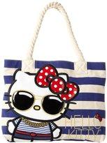 Hello Kitty W Glassed Nautical SANTB0932 Shoulder Bag