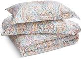 Lauren Ralph Lauren Cayden Cotton Percale 3-Pc. Paisley King Duvet Cover Set Bedding