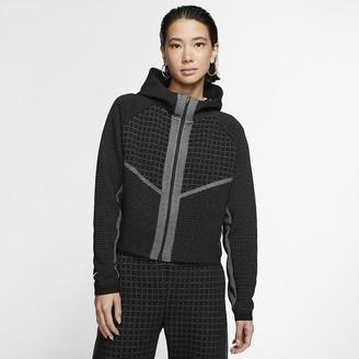 Nike Women's Fleece Full-Zip Jacket Sportswear City Ready
