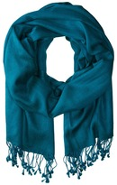 Betsey Johnson Cashmere/Silk Real Pashmina Scarves