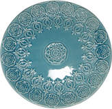 A&B Home 18In Ming Garden Decorative Plate