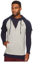 Scotch & Soda Home Alone Double Layer Sporty Hoodie Men's Sweatshirt