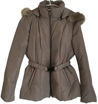 Gerard Darel Camel Coat for Women