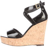 Barbara Bui Patent Wedges w/ Tags