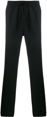 Versace Stretch Straight Leg Trousers