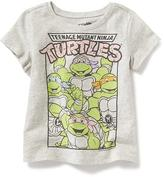 Old Navy Teenage Mutant Ninja Turtles Tee for Toddler