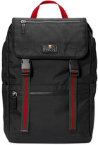 Gucci Technical canvas backpack - women - Nylon/Canvas - One Size