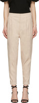Isabel Marant Pink Neyo Trousers