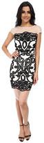 rsvp Haley Floral Brocade Dress
