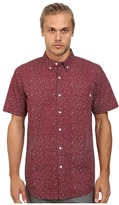 Obey Journey Woven Short Sleeve