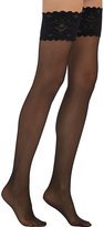 Wolford Women's Satin Touch Thigh-High Stockings