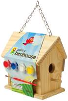 Toysmith Paint A Birdhouse Kit