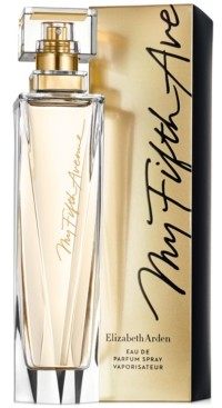 Elizabeth Arden Receive a Free My Fifth Avenue Edt sample with $50 fragrance purchase