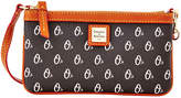Dooney & Bourke Baltimore Orioles Large Wristlet