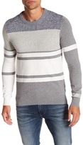 Diesel Acies Striped Pullover