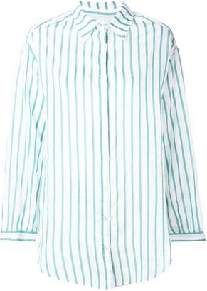 Forte Forte Striped Long-Sleeved Shirt