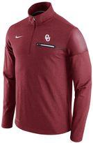 Nike Men's Oklahoma Sooners Elite Coaches Dri-FIT Pullover