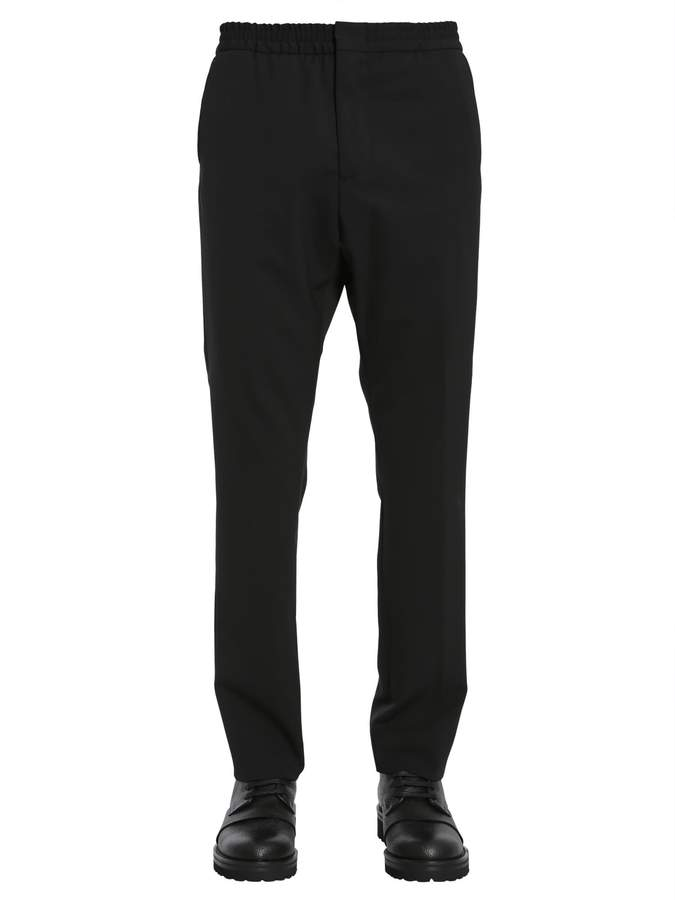 Tommy Hilfiger Wool Blend Trousers
