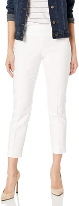 Nic+Zoe Women's Petite Size Perfect Pant Modern Slim Ankle