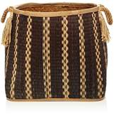 Britannica Mesa Hand-Woven Seagrass Basket, Large - 100% Exclusive