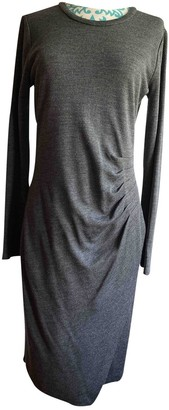 Michael Kors Grey Cotton - elasthane Dresses