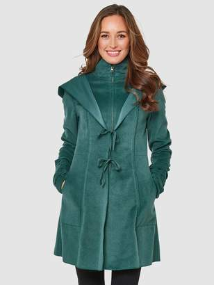 Joe Browns Dreamer Hooded Jacket - Teal