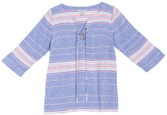 Tommy Bahama Salvation Tunic Blouse