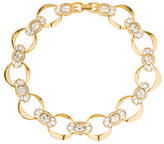 Givenchy Crystal Station Collar Necklace