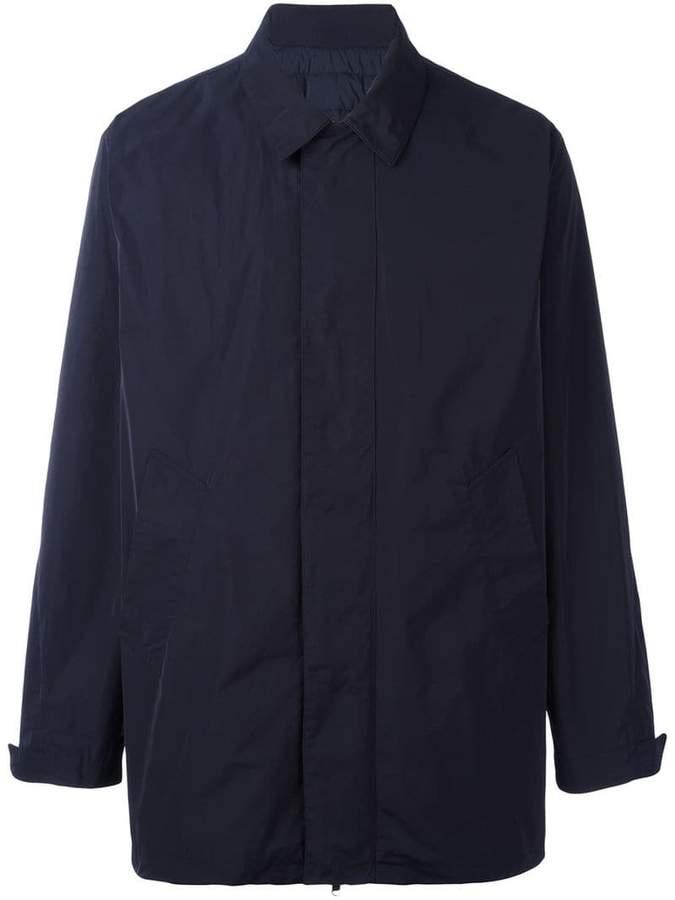 Moncler short classic coat