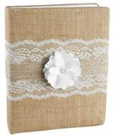 Bed Bath & Beyond Ivy Lane DesignTM Rustic Garden Memory Book in White