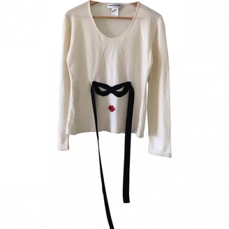 Sonia Rykiel Sonia By White Wool Knitwear for Women