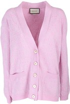 Gucci bright wool cardigan