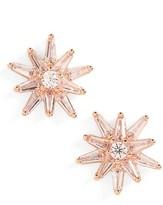 Sole Society Women's Sunburst Stud Earrings