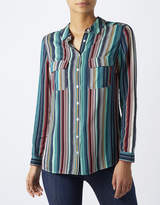 Monsoon Antonia Stripe Shirt