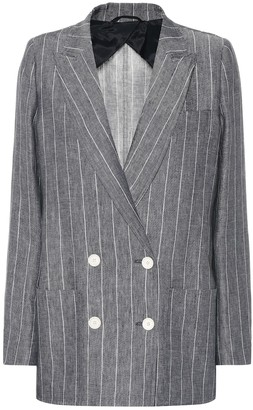 Max Mara Bellico linen blazer
