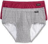 Jockey Men's Underwear, Elance Poco Brief 2 Pack