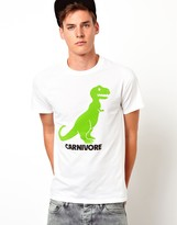 Goodie Two Sleeves T-shirt Carnivore