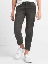 Gap Two-tone girlfriend jeans