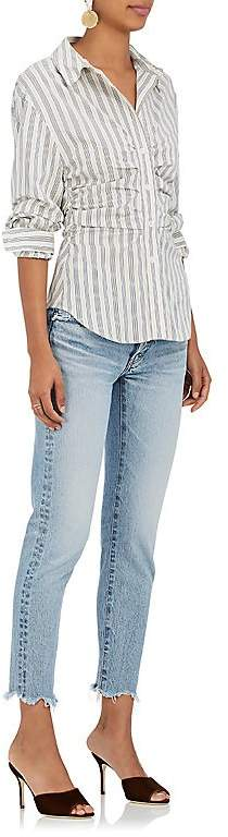 Moussy Women's Loa Tapered Jeans