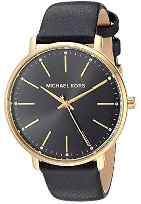 Michael Kors Pyper - MK2747 (Black) Watches